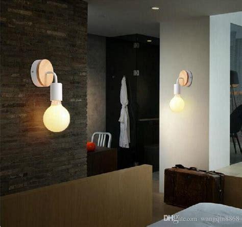 2019 modern wood adjustable wall l bedroom bedside