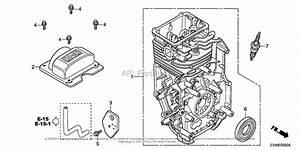 Honda Engines Gc190a Mha2 Engine  Usa  Vin  Gcaaa