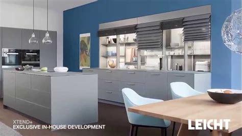Kuchen Design 2 by Xtend Invented By Leicht K 252 Chen Ag