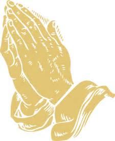 roderick praying clipart