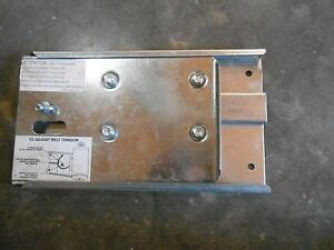 Electric Motor Base by Electric Motor Adjustable Slide Base N 6 Ebay