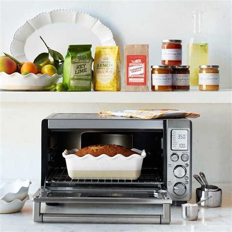 breville stainless steel smart oven pro  light williams sonoma au