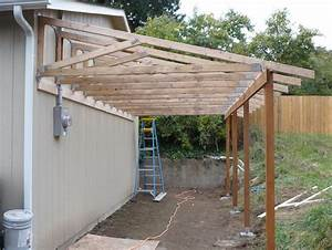 Porch Roof Plans & Correct Installation Of The Roof Over