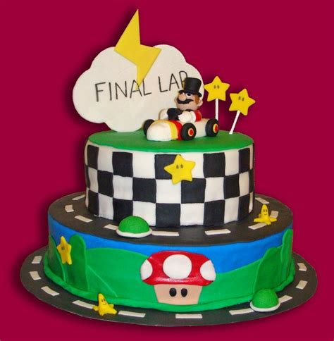 21 Best Mario Kart Birthday Party Ideas Images On