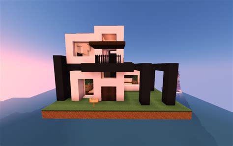 chunk modern house  creation