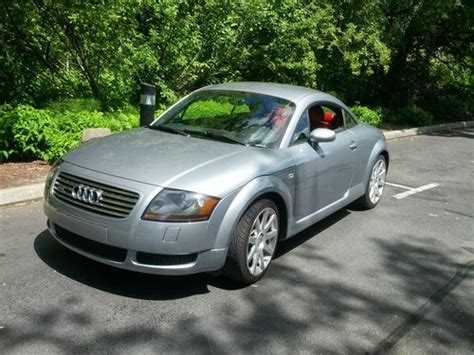 Audi Tt Alms by Find Used 2002 Audi Alms Commemorative Tt Limited Edition