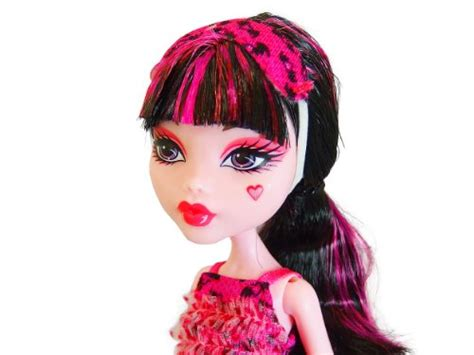 Monster High Dead Tired Draculaura Doll  Import It All