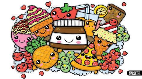 colouring  cute nutella  kawaii food cute graffiti  garbi kw youtube