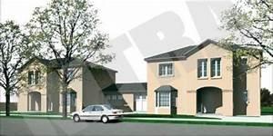 plan maison ossature metallique modele marina etage duplex With lovely type de toiture maison 1 constructeur de maison maisons vivre plus constructeur