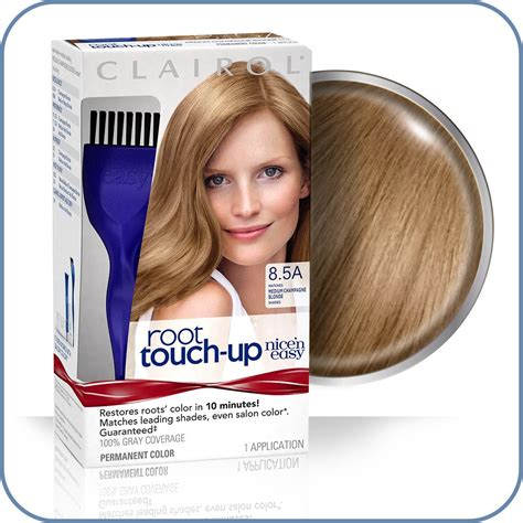 hair color root touch up clairol n easy root touch up 8 5a