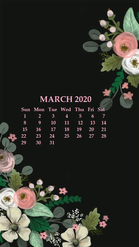iphone march  calendar wallpaper calendar wallpaper