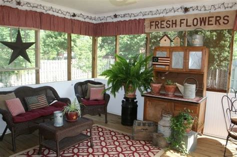 Screened In Front Porch Decorating Ideas by Screen Porch Decorating Screened Porch