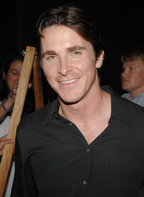 Love The Smile Christian Bale