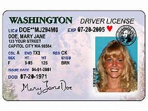 Drivers License Cedartown Ga  State Of Washington Drivers