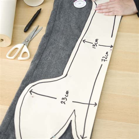 yourhome projects doggy draught excluder