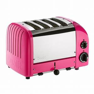 Classic 4 Slice Toaster Hot Pink...Fun COlors to choose ...