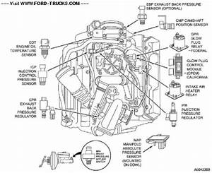 location of cps ford truck enthusiasts forums With ford f550 transmission diagram view diagram ford diesel engine diagram