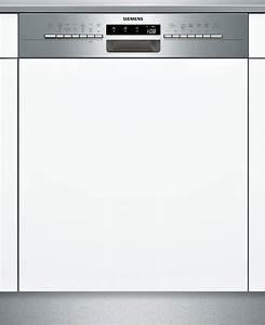Geschirrspüler Einbau 60 Cm : siemens sn536s03me a integrierbarer einbau geschirrsp ler 60 cm breit edelstahl 14 ~ Orissabook.com Haus und Dekorationen