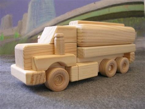 projects wood truck  woodworking