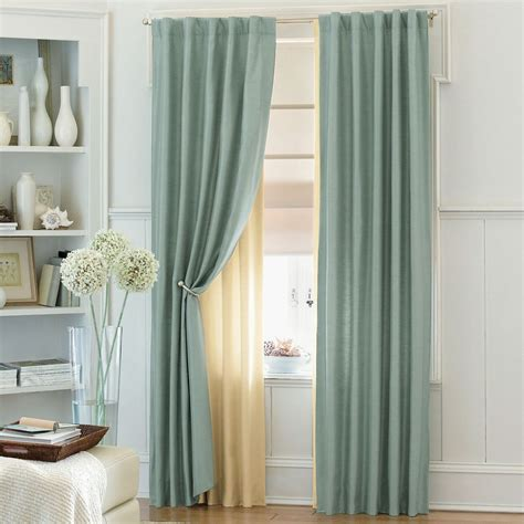 window drapes curtain rod brackets decorlinen