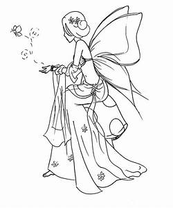 The gallery for --> Simple Drawings Of Fairies For Kids