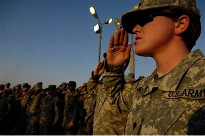 Army Salute Military Screensavers Flickr Sunset Soldier