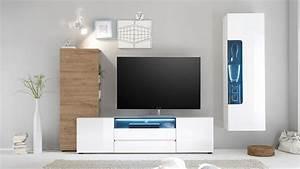Designer Tv Board : tv board vicenza lowboard wei hochglanz lackiert 185 ~ Indierocktalk.com Haus und Dekorationen
