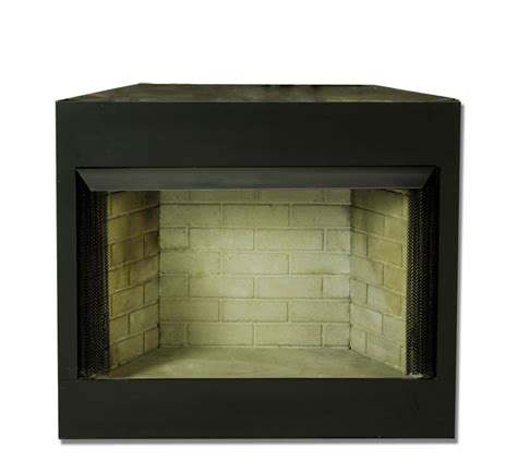thru wall circulating majestic buf400 black 36 quot universal vent free circulating