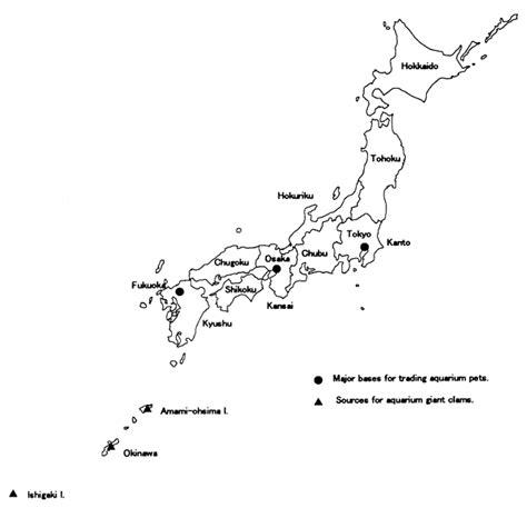 japan blank maps  travel information