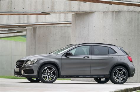 2015 Mercedesbenz Glaclass Reviews And Rating  Motor Trend