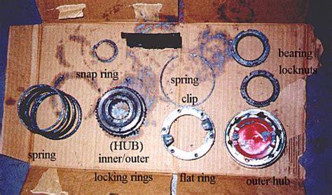 Solid Axle 78-79 Dana 44 Rebuild