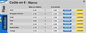 Comparaison Forfait Internet : avec la freebox les appels vers le maroc sont illimit s les num riques ~ Medecine-chirurgie-esthetiques.com Avis de Voitures