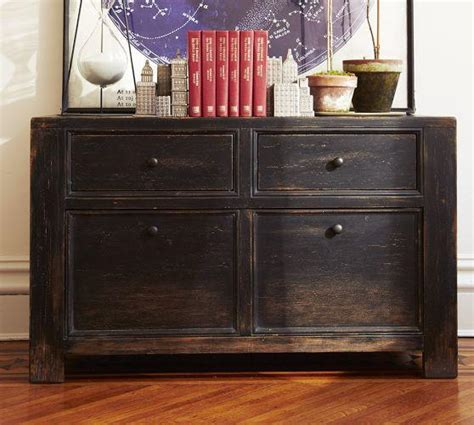Pottery Barn File Cabinets by Dawson Lateral File Cabinet Pottery Barn