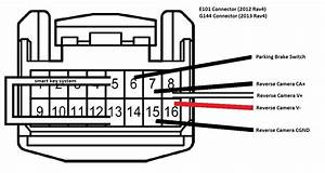 2010 Toyota Rav4 Backup Camera Wiring Diagram