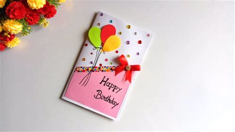 easy handmade greeting card making ideas greeting card