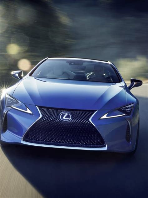 lexus lc    android wallpaper  cars wallpapers