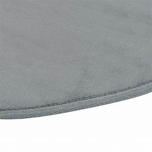 tapis velours 90cm gris fonce With tapis velours gris