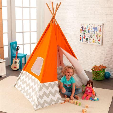 Tipi Kinderzimmer Kidkraft by Tente Tipi Indien Enfant 224 Chevron Teepee Marque