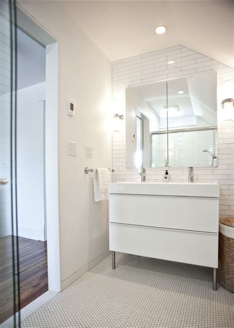 rock paper hammer architects designers modern bathroom