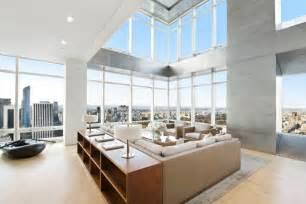 livingroom nyc penthouse interior design ideas