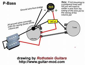 I U0026 39 M About To Give Up    Precision Bass Wiring
