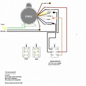 Wiring Diagram For Century Electric Motor