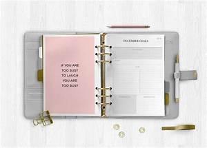 Agenda Planner 2018 : marble planner 2018 2018 planner printable monthly planner weekly planner agenda 2018 ~ Teatrodelosmanantiales.com Idées de Décoration