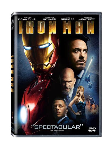 marvel iron man dvd buy   south africa