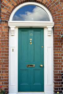 Teal Front Door Colors