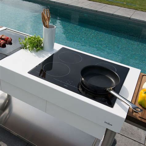 chauffage cuisine chauffage et cuisine outdoor l 39 esprit jardin