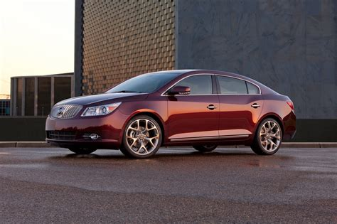 Buick Lacrosse Gl Concept Offers More Luxury Photos And