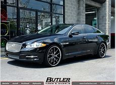 Jaguar XJ with 22in Lexani RTwelve Wheels exclusively