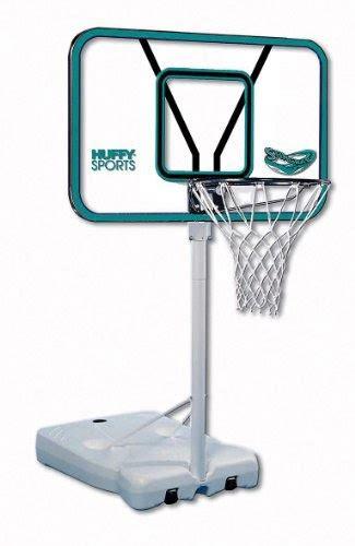 sting ray portable pool basketball game  huffy