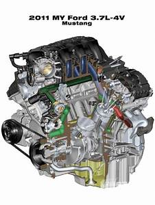 Ford Mustang 3 7l V6 Engine Explained  U2013 A Journey In Performance With The 3 7 L Mustang